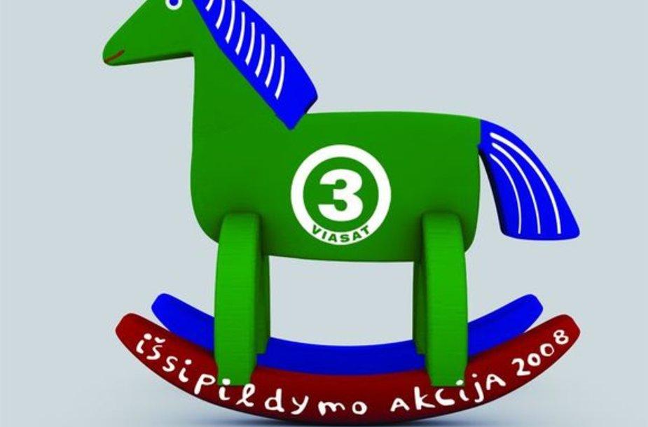 Išsipildymo akcijos logotipas