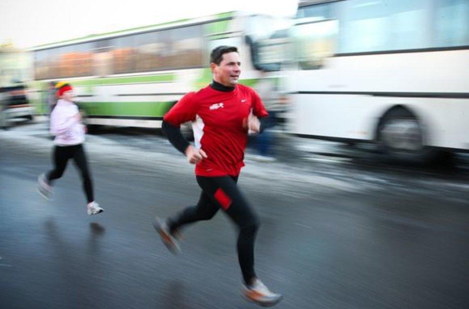 Tradicinis bėgimas
