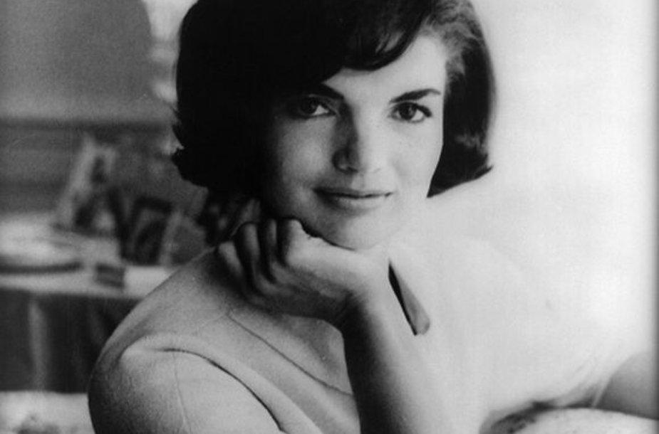 Jacqueline Kennedy – 35-ojo JAV prezidento Johno Fitzgeraldo Kennedy žmona