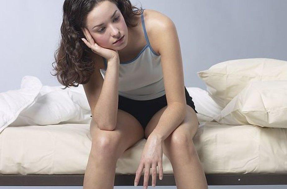 Antidepresantai – seksualinio gyvenimo priešai