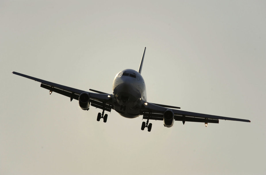 """Bendrovės """"Aerolineas Argentinas"""" orlaivis"""