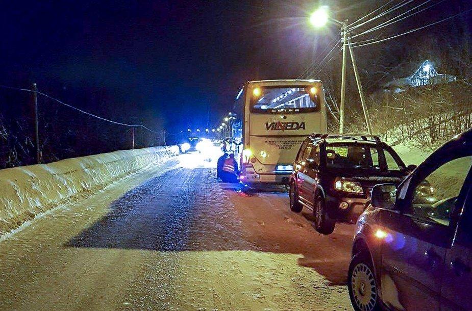 Incidentas Norvegijoje