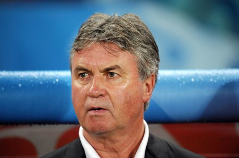 G.Hiddinkas treniravo Rusijos, Pietų Korėjos, Turkijos rinktines.