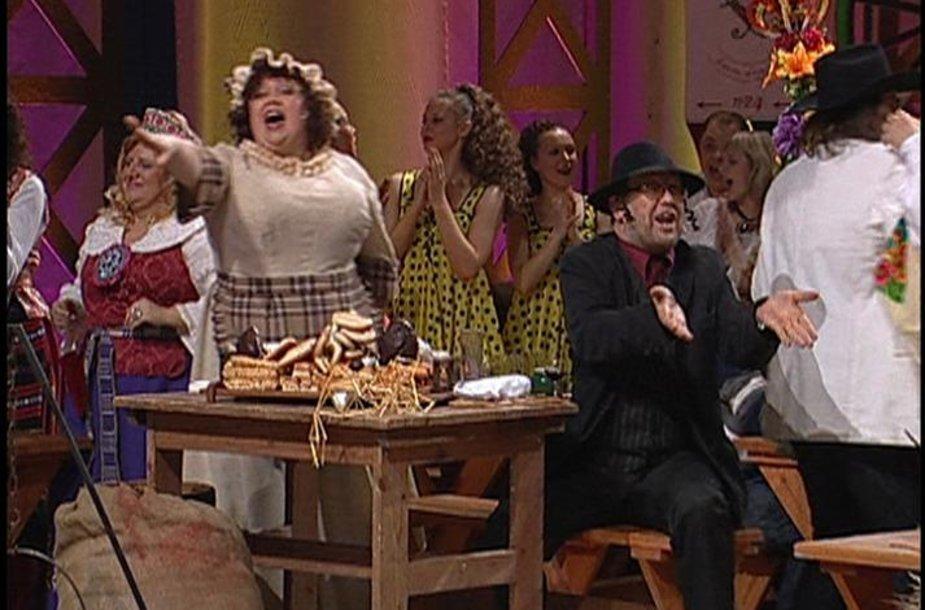 Kovo 4-ąją specialioje muzikinėje šventėje TV3 sveikins Kazimierus.