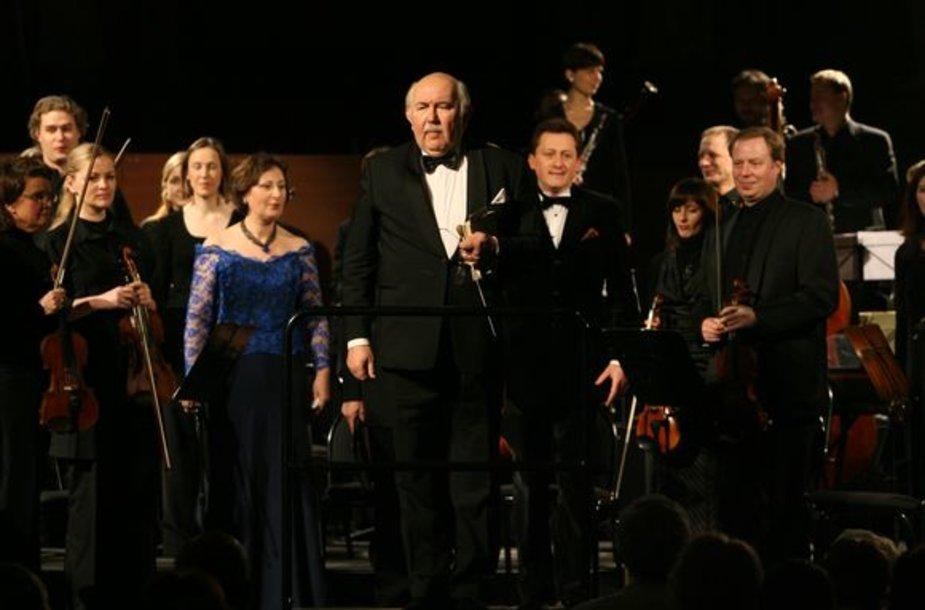 Šv.Kristoforo kamerinis orkestras kviečia į įsimintiną jubiliejų.