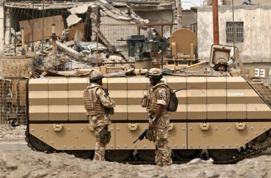 Karo nuniokota Basra