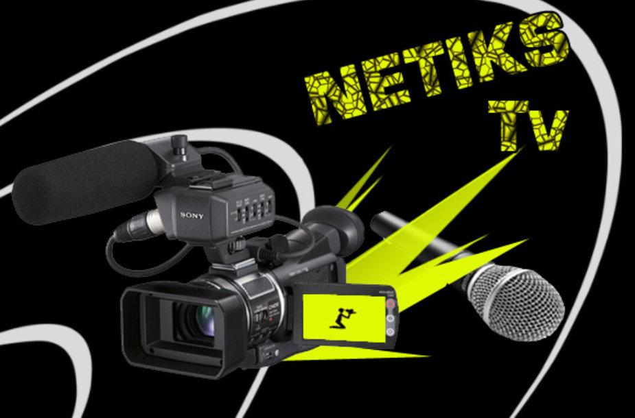 NETIKS TV ir Studentų blogas ima bendradarbiauti.