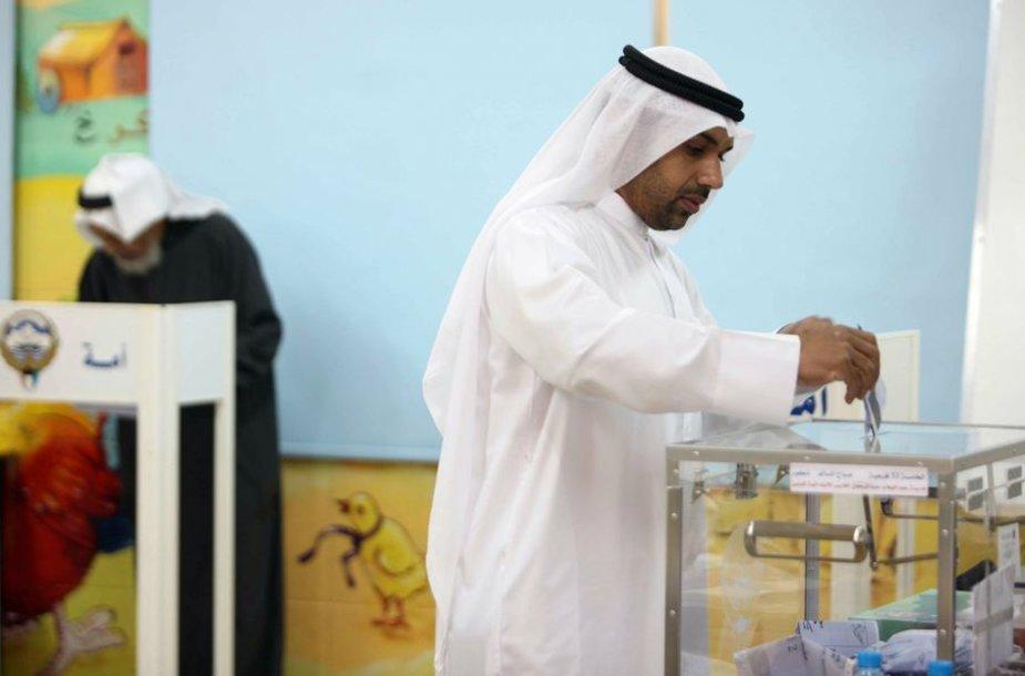 Parlamento rinkimai Kuveite