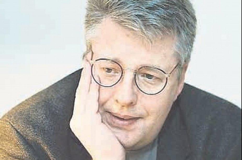 Europoje populiariausios švedo S.Larssono knygos.