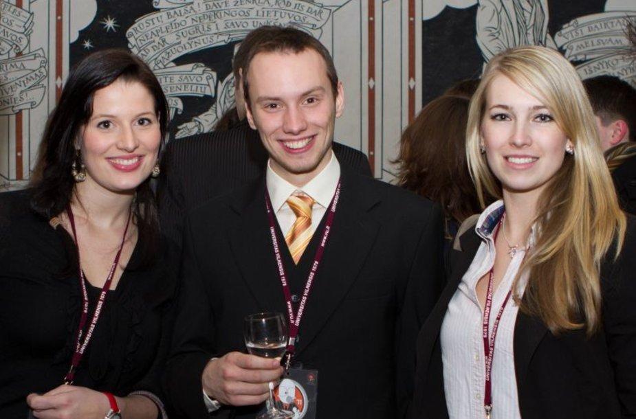 """""""Entrepreneurship Competition Vilnius 2011"""": komandos varžysis dėl verslingiausiojo vardo."""