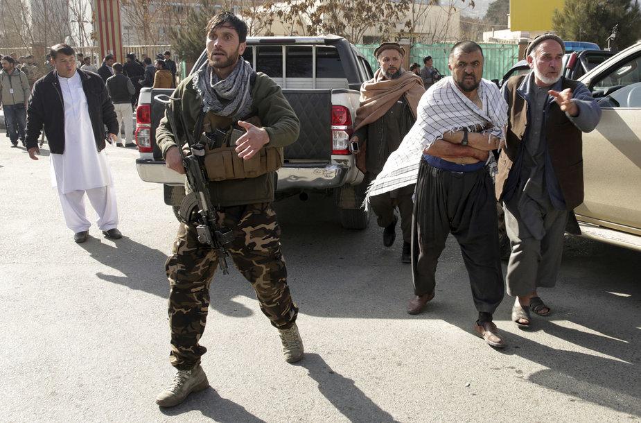 Sprogimo vieta Kabule