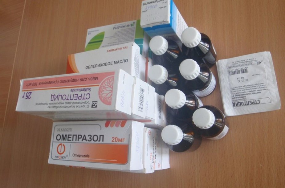 Sulaikyti vaistai