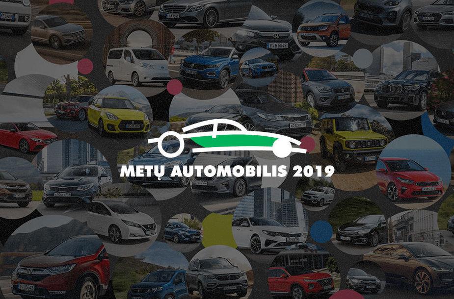 Lietuvos metų automobilis 2019