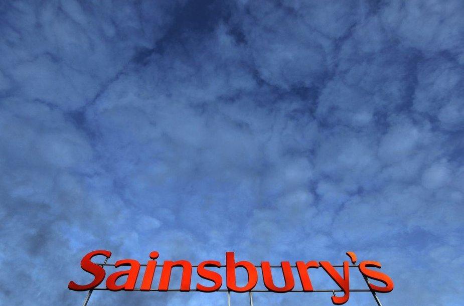 """""""Sainsbury`s"""" prekybos tinklas"""