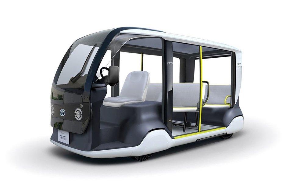 """""""Toyota"""" 2020 m. Tokijo olimpinėms žaidynėms sukūrė mažą stebuklą – APM"""