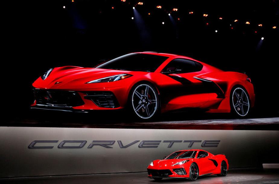 """""""Chevrolet Corvette"""""""