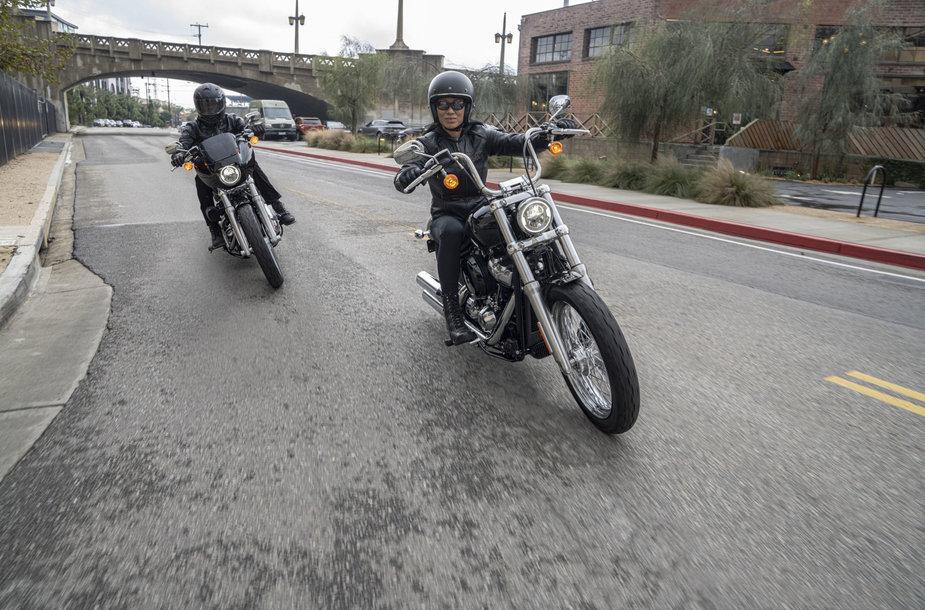 """Harley-Davidson Softail Standard"""