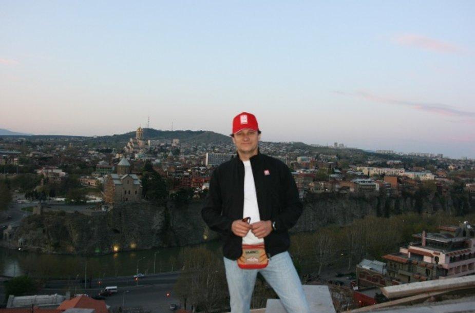 V.Milius Tbilisyje