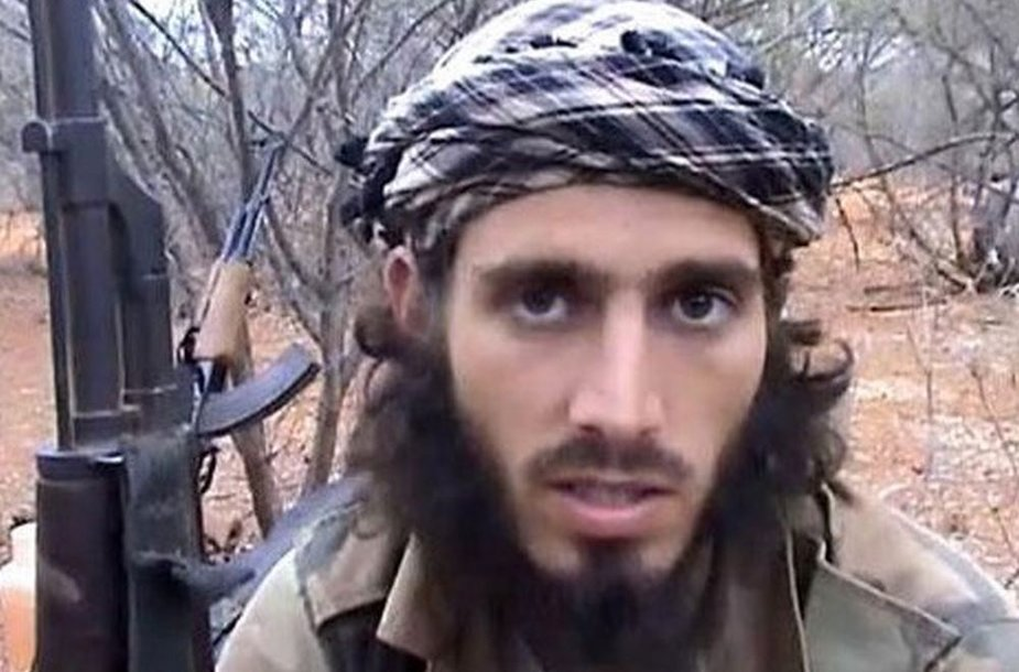 Omaras Šafikas Hammamis, teroristas