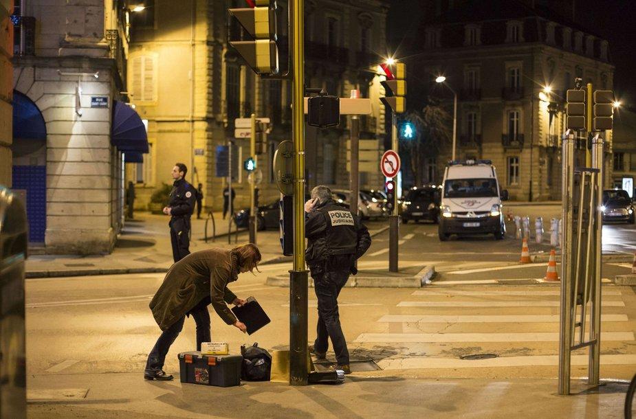 Išpuolis Dižone, Prancūzijoje