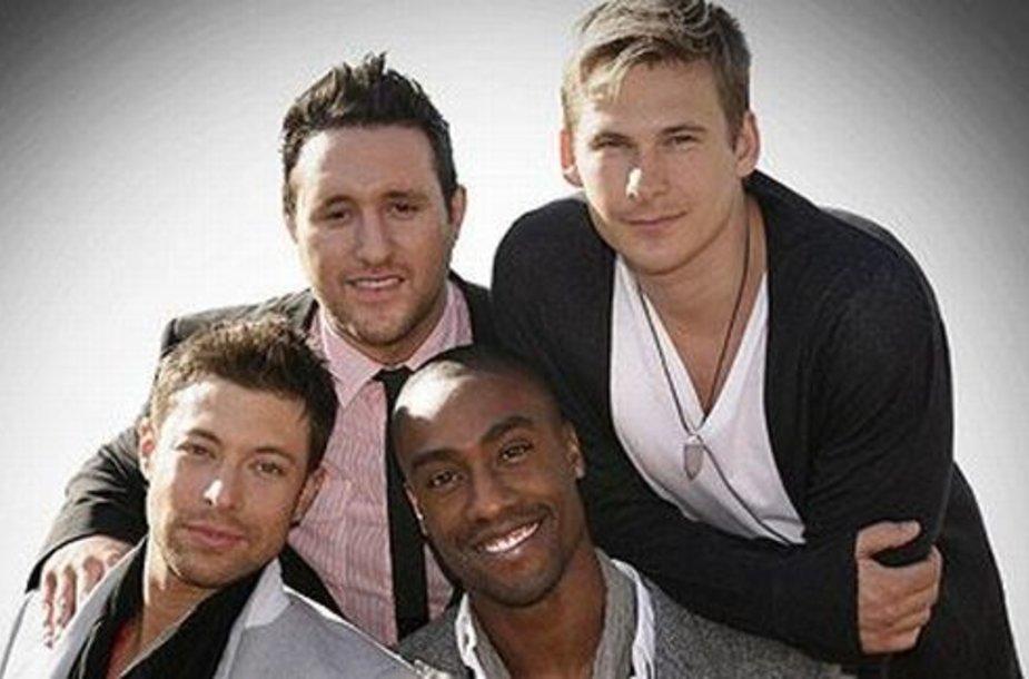 """Grupė """"Blue"""" Eurovizijoje atstovaus Didžiajai Britanijai"""