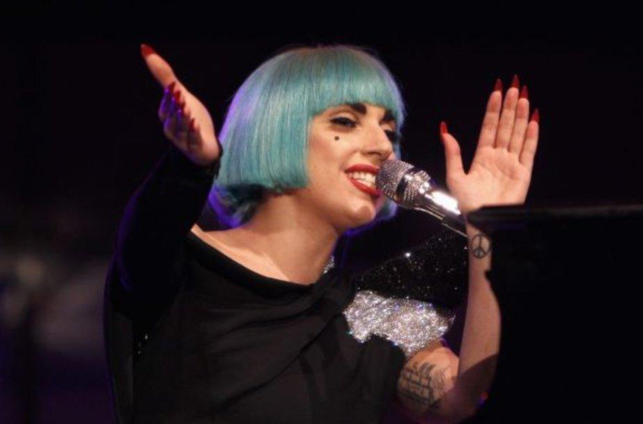 Lady Gaga Romoje
