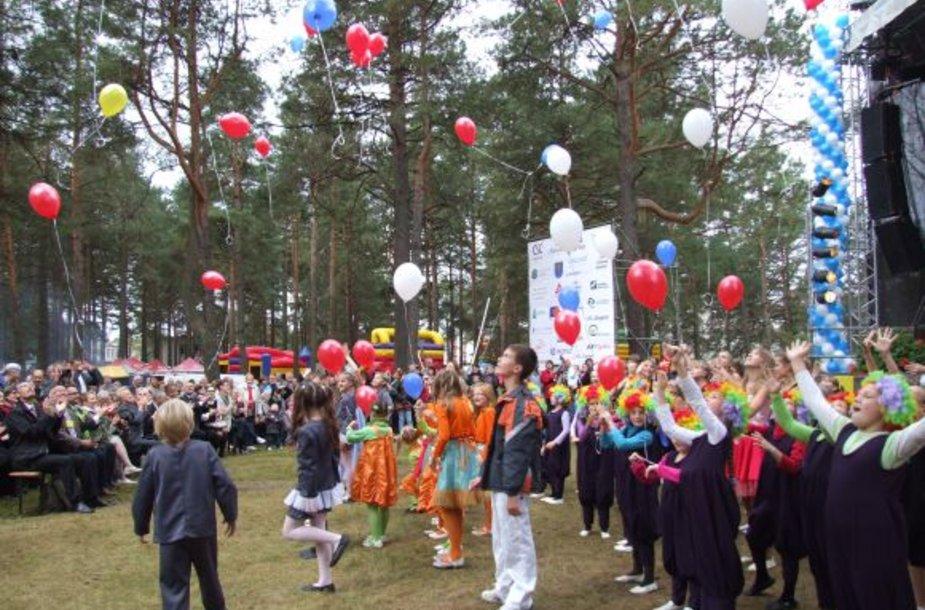 Šešioliktoji Grybų šventė Varėnoje