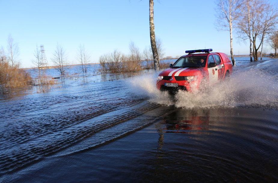 Potvynio zonoje