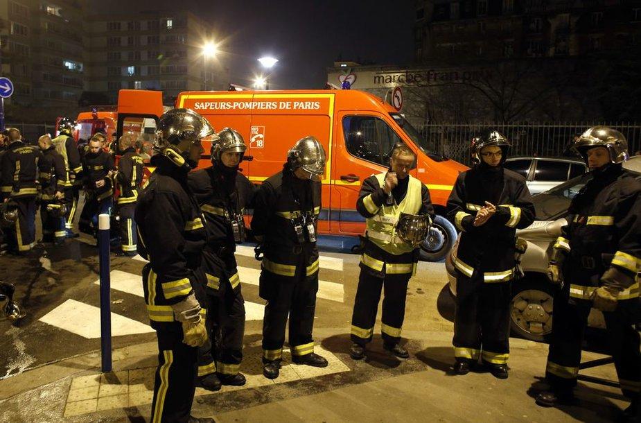 Prancūzijos ugniagesiai