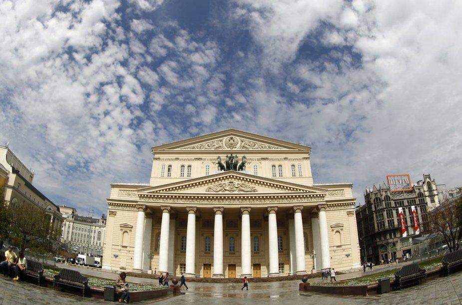 Maskvos didysis teatras