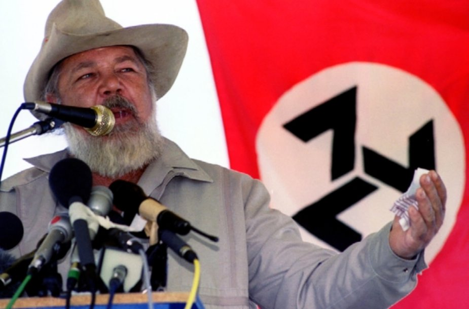 Eugene'as Terre Blanche'as