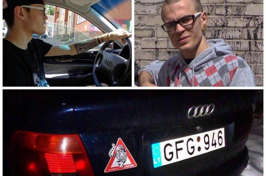 Policija ieško Vaido Gramausko
