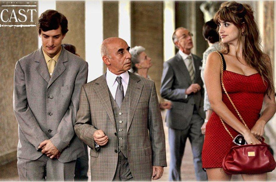 """Filmas """"Į Romą su meile"""""""