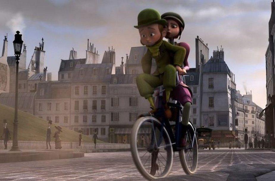 """Filmas """"Paryžiaus monstras"""""""