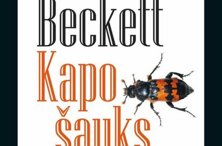"Simono Becketto knyga ""Kapo šauksmas"""