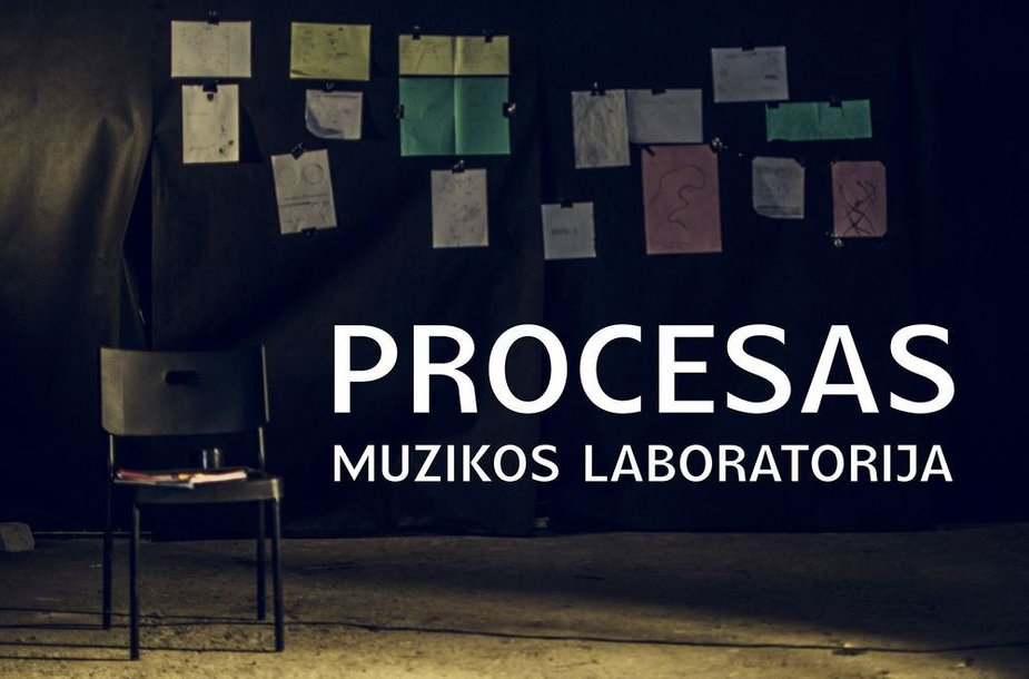 Muzikos laboratorija PROCESAS