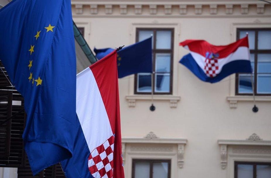 Kroatija ruošiasi stojimui į Europos Sąjungą.