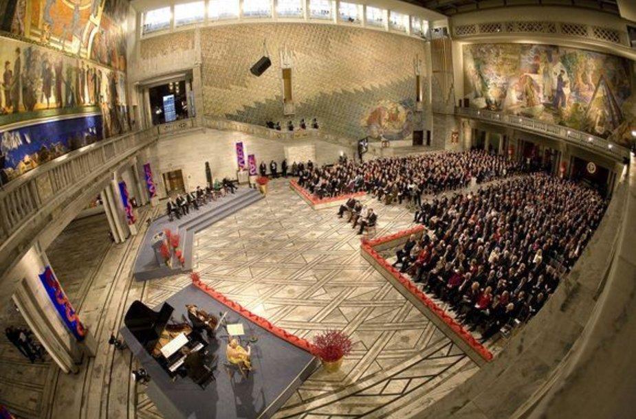 Stokholmo koncertų salė