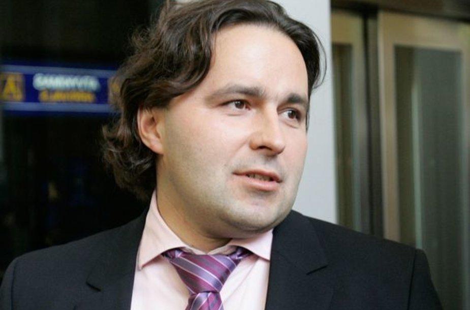 L.Varanavičius teigė, kad Lietuvoje ateityje galime tikėtis rengti jaunimo Europos čempionatus