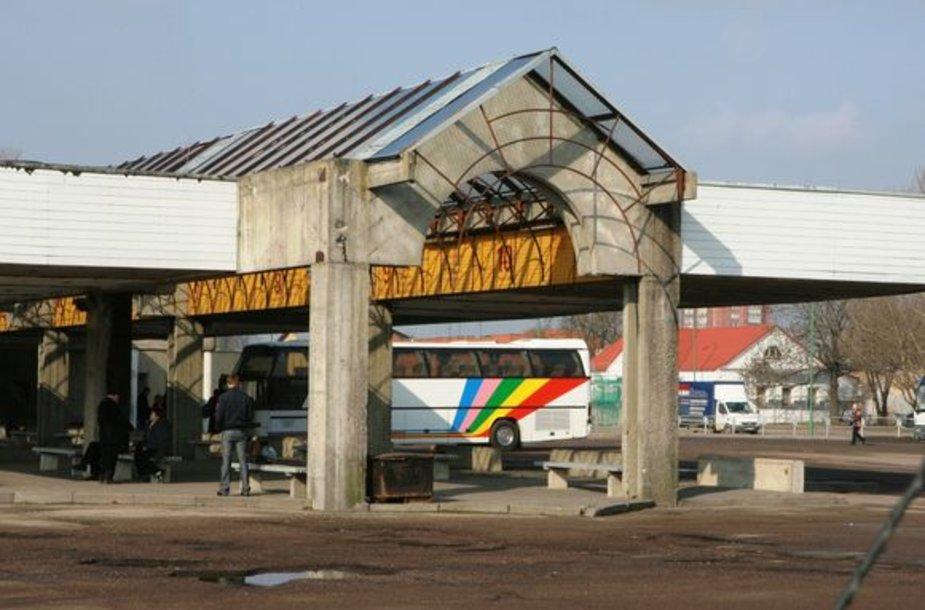 Klaipėdos autobusų stotis