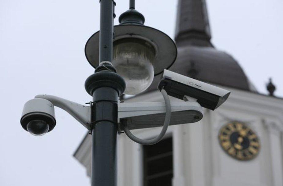 Taupydama naujoji miesto valdžia stabdo vaizdo stebėjimo kamerų plėtrą sostinėje.