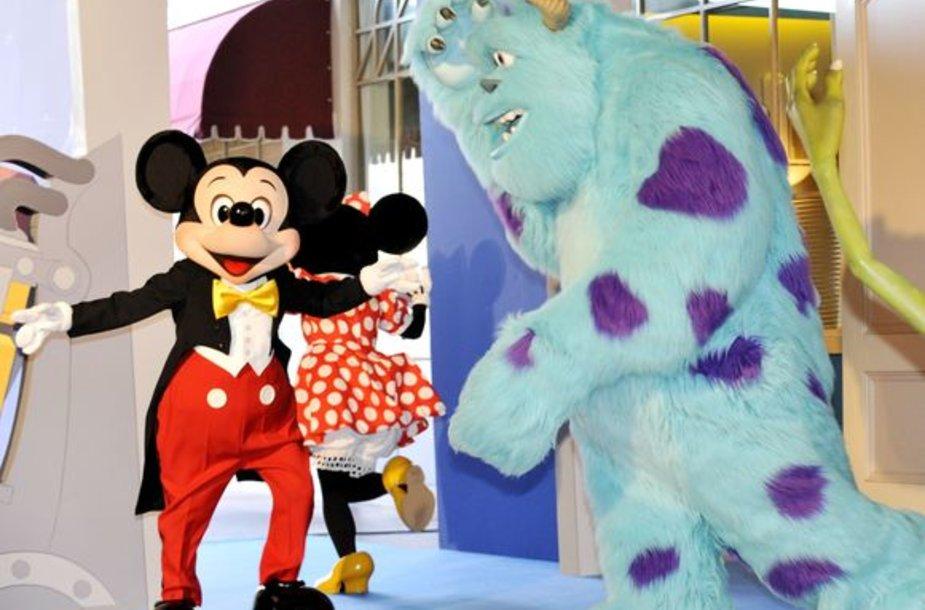 Disney sukūrė juodaodę princesę.