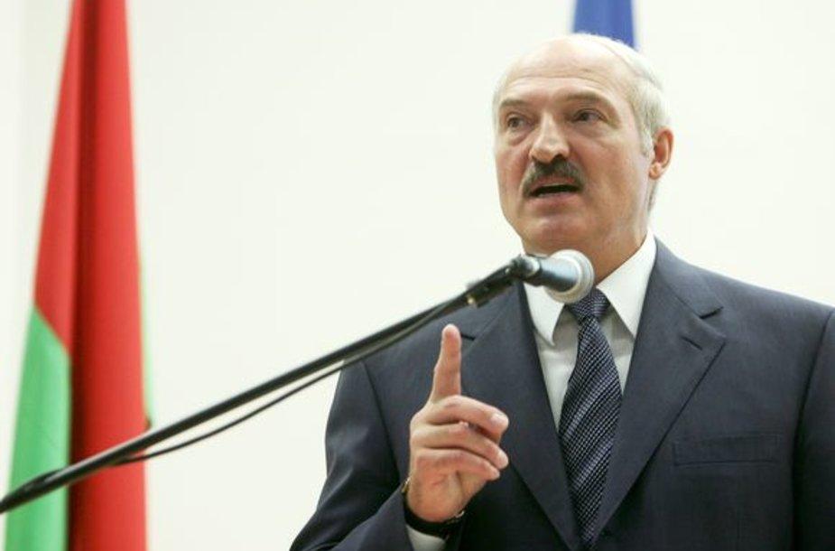 Baltarusijos prezidentas A.Lukašenka dalyvavo forume Belarus EXPO 2009.