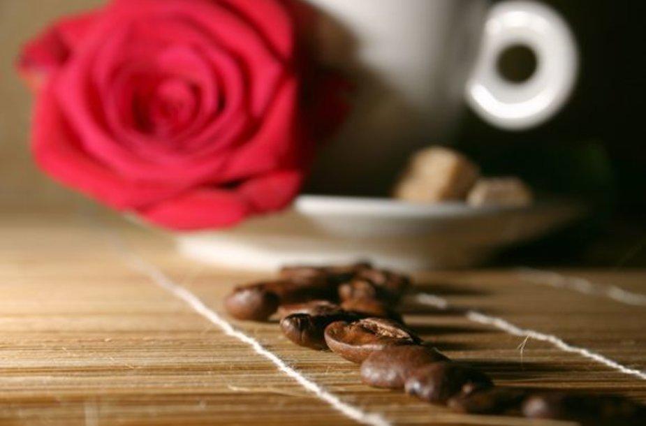 Meilė – tai saldu...