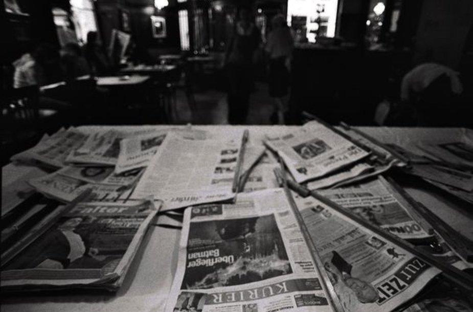 Inovatyviausias žiniasklaidos projektas LOGIN