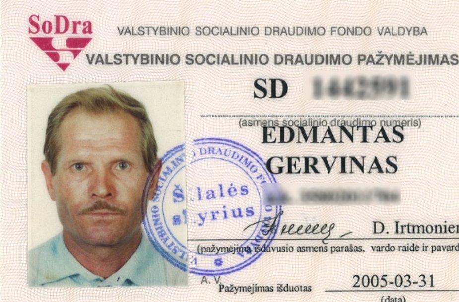 Edmandas Gervinas