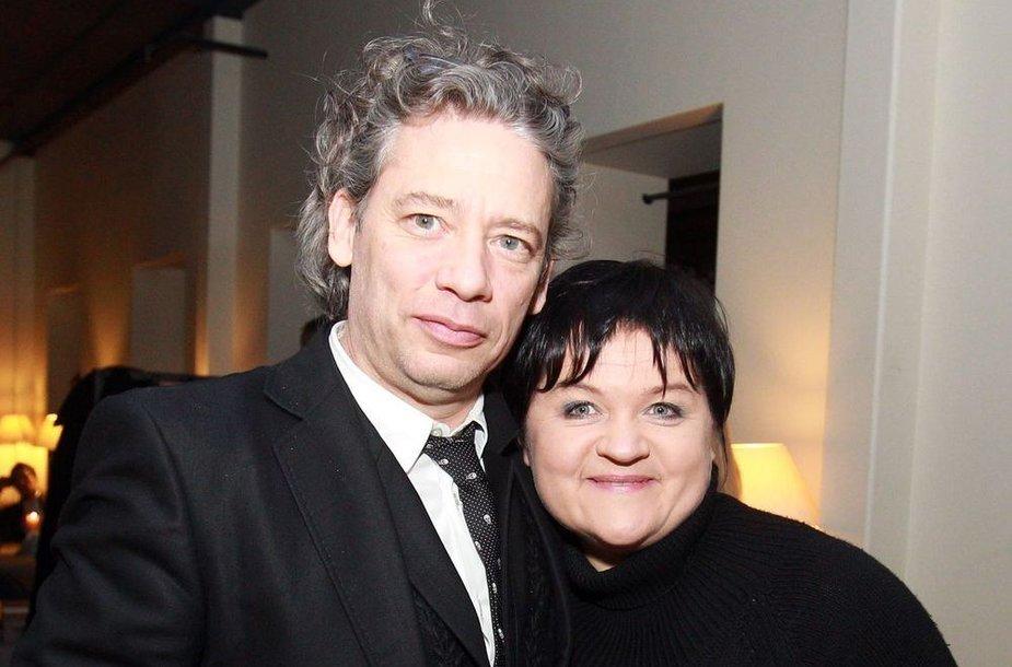 Dexteris Fletcheri ir  Dalia Ibelhauptaitė