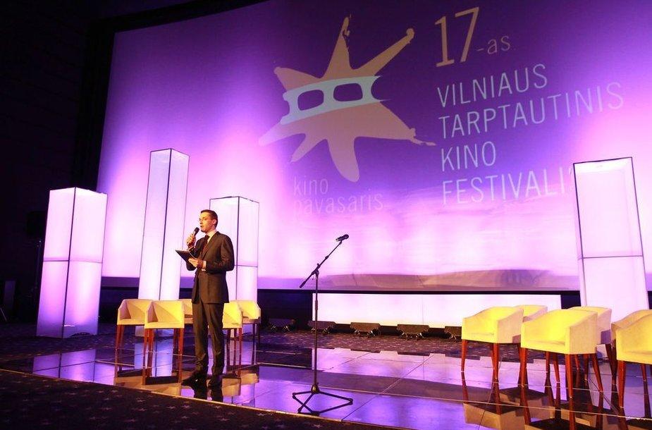 """Festivalio """"Kino pavasaris"""" uždarymas"""