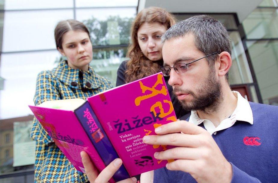 """""""Vilniaus knygų festivalio"""" pristatymas"""