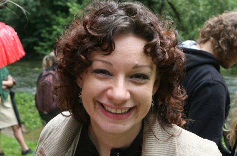 "Menų maratono ""Art-o-thlon"" pristatyme šypsena švietė Rūta Lukoševičiūtė"